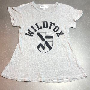 Wildfox Graphic Tee